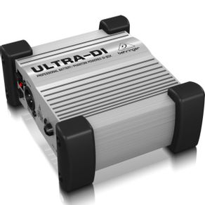 Behringer DI100 Direct Box Ativo DI-100 - Behringer