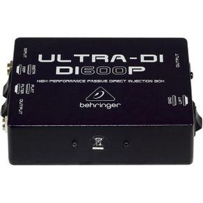 Behringer DI600P Direct Box Passivo DI-600P - Behringer