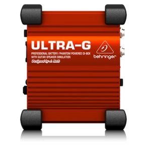 Direct Box Ultra-G GI-100 - Behringer