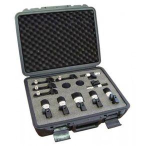 Kit de Microfones para Bateria MXDS 7 Yoga Kit de Microfones Para Bateria MXDS-7 - Yoga