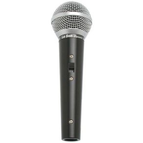 Microfone Leson SM50 VK Microfone Vocal Cardióide SM-50 VK - Leson