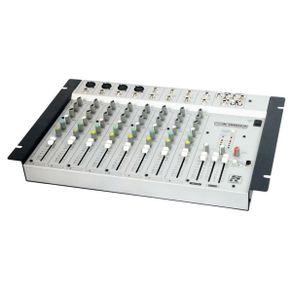 Mixer de 8 Canais Com Phantom Power WX-0803 - Staner