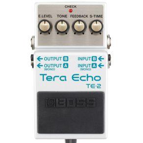 Tera Echo TE 2 Pedal Tera Echo Para Guitarra TE-2 - Boss