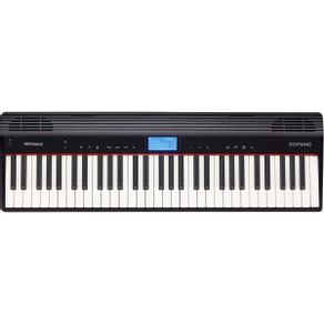 Roland GO 61P Piano Digital 61 Teclas Com Bluetooth GO-61P - Roland