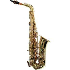 Saxofone Alto SFT-6430L - Shelter