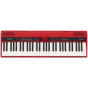 Teclado Roland Go Keys Teclado 61 Teclas Com Bluetooth® GO KEYS GO-61K - Roland