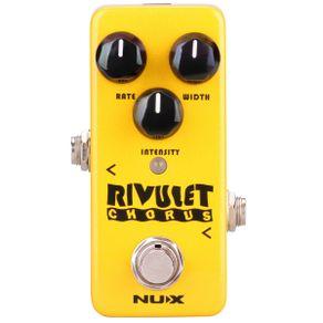 Nux Rivulet Chorus Pedal de Efeito Rivulet Chorus NCH-2 NFA-3833 - Nux
