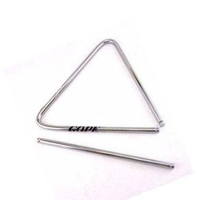 Triangulo Aço Cromador 12