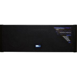 Line Array Soundcast LA 2800A Caixa Acústica Line Array Ativa 1000W LA-2800A BK - Soundcast