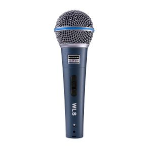 Microfone Vocal de Mão M-58A - WLS