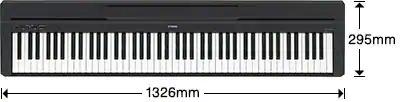 piano-yamaha-p45