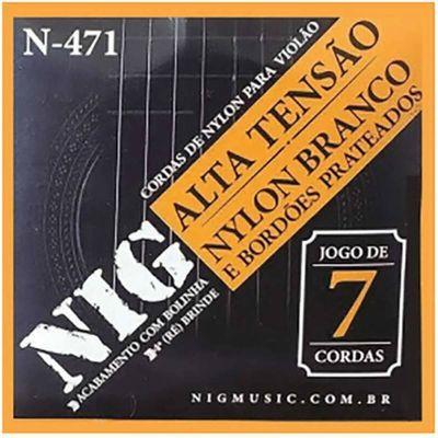Encordoamento-De-Violao-Nylon-Branco-Com-Bolinha-N-471---NIG