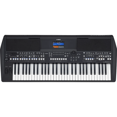 Teclado-Arranjador-Workstation-Profissional-PSR-SX600----Yamaha