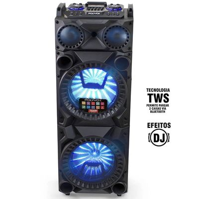 caixa-ativa-torre-xt-1200-polyvox