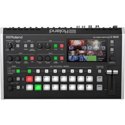 Comutador-de-Video-HD-V-8HD---Roland